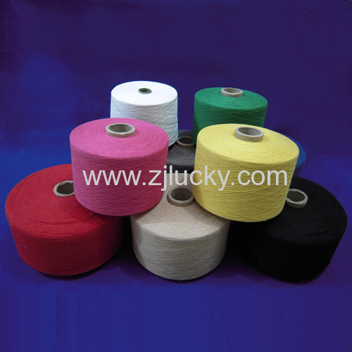 Dyed weaving Yarn