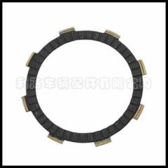 motor vehicle clutch disk