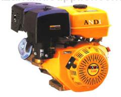Gasoline powered engines