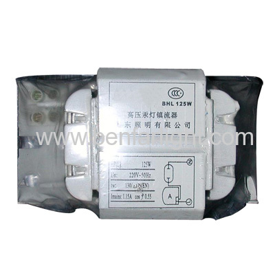 Electromagnetic ballast for HID lamps