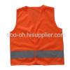 Reversible Warning Safety Jacket