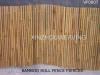 Bamboo Cane Fence