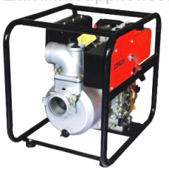 Diesel powered pumps