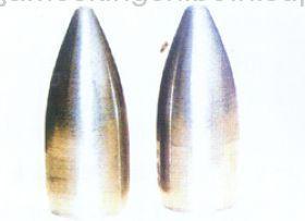 Molybdenum piercing mandrels