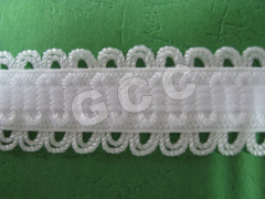 Trimming Lace