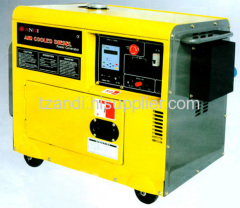 Diesel silent generator sets