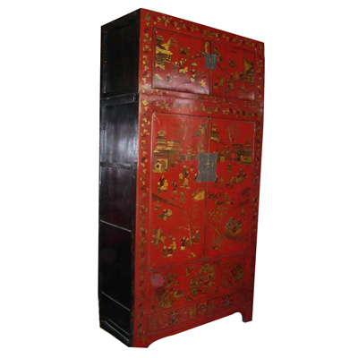 Antique Wardrobes on Antique Wardrobe Products   China Products Exhibition Reviews