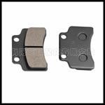 Motorcycle brake pad