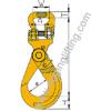 Round Sling Safety Hook