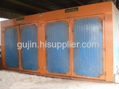Wooden drying equipment