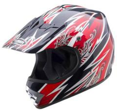 Kids Cross Helmet