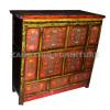 Ancient Tibetan Cabinet