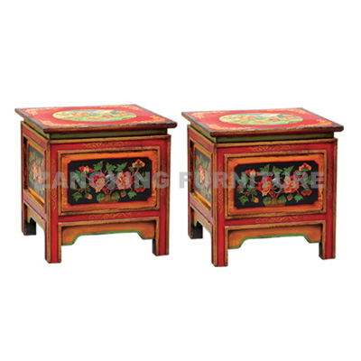 Antique Tibetan Furniture on Children Stool Manufacturers   Zangxing Antique Furniture Factory