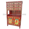 Reproduction Tibetan Cupboard