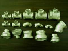 Customized Pipe Fitting