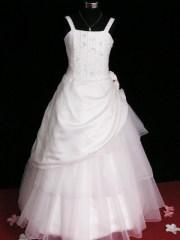 Royal Flower Girl Dress