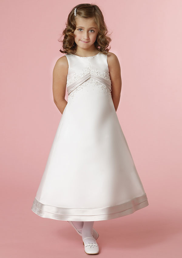 Flower Girl Dress-F16