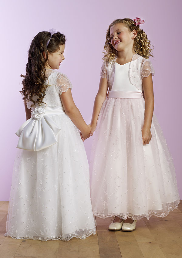 Flower Girl Dress-F524