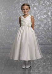 Classic- Flower Girl Dress