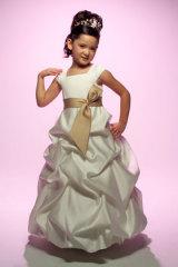 Classic Flower Girl-Dresses