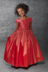 Classic Flower Girls Dress
