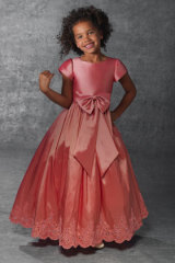 Royal Flower Girls Dresses