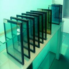fire resistant laminated insulating glass
