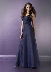 Organza Bridal Dress Bridesmaid Gowns