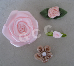 PINK COLOR HANDCRAFT FLOWER