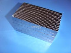 NdFeB Magnet block Nickel coating