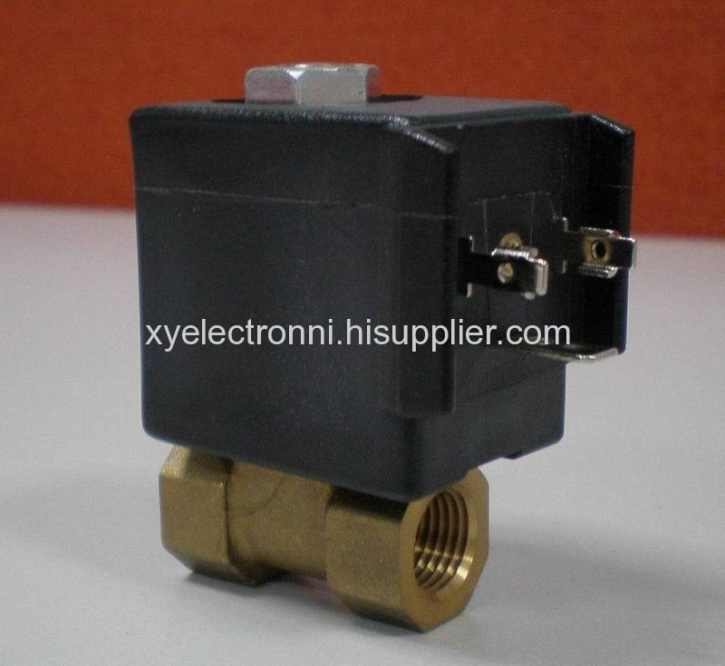 steam valve for the ironing equipment