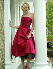 이브닝 드레스 새로운 디자인
