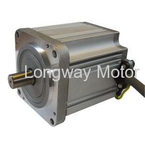 Electric sewing machine motor