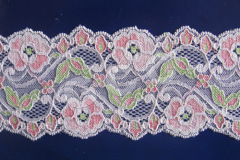 COLOR ELASTIC LACE