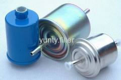heated fuel filter