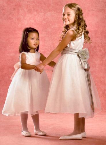 Royal-Flower-Girl Dresses