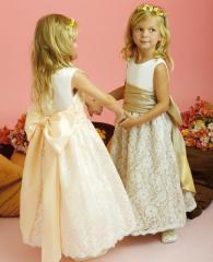 Lace-Flower Girl Dresses