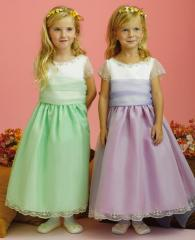 Lace Flower-Girl-Dresses