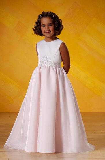 Classic-Designer-Flower Girl Dress