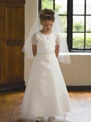 Lace Flower Girl-Dress