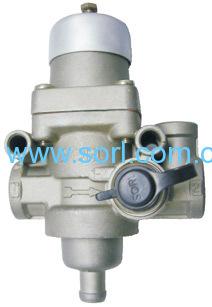 auto unloader valve