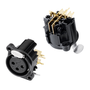 Splice Chassis Connector