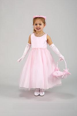 Sweety Flower Girl Dress