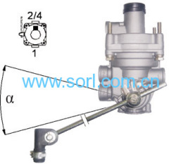 Load Sense Relay Valve for truck