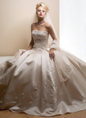 Classic Royal Bridal Dresses