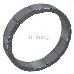 Segment NdFeB Magnet