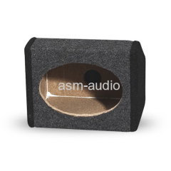 car speaker sealed enclosures