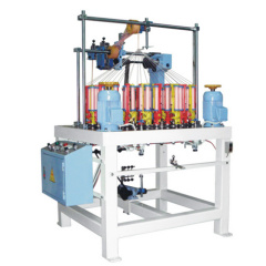 rope weaving machine