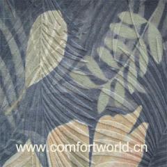 Sofa Flocking Fabric