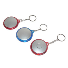 round Key Chain Flashlight